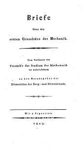 Briefe über die ersten Grundsätze der Mechanik