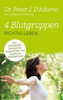4 Blutgruppen   Richtig leben PDF