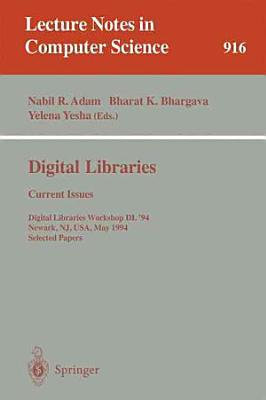 Digital Libraries   Current Issues PDF