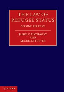 The Law of Refugee Status Book