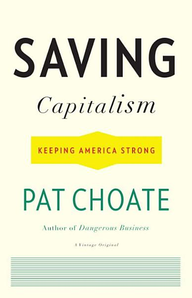 Download Saving Capitalism Book