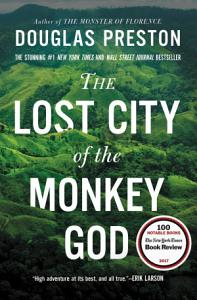 The Lost City of the Monkey God Book