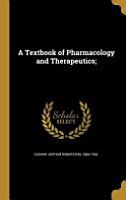 TEXTBK OF PHARMACOLOGY   THERA PDF