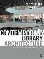 Contemporary Library Architecture PDF