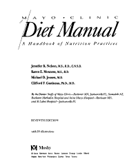Mayo Clinic Diet Manual Book PDF