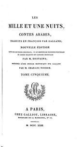Les Mille et une nuits, contes arabes: Volume5