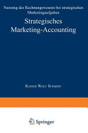 Strategisches Marketing Accounting PDF