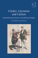 Cricket  Literature and Culture PDF