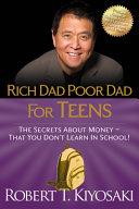 Rich Dad Poor Dad For Teens Book PDF