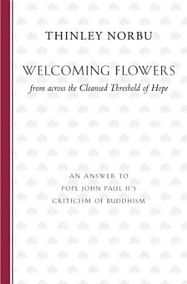 Welcoming Flowers from across the Cleansed Threshold of Hope
