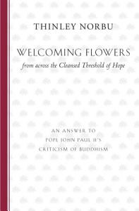 Welcoming Flowers from across the Cleansed Threshold of Hope Book