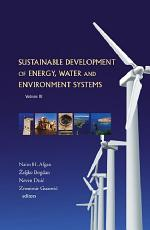 Sustainable Development of Energy, Water and Environment Systems. N Vol. III
