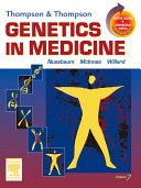 Thompson & Thompson Genetics in Medicine E-Book