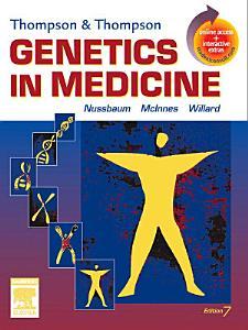 Thompson   Thompson Genetics in Medicine E Book PDF