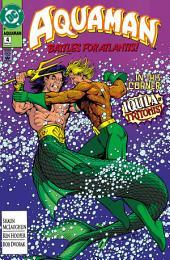 Aquaman (1991-) #4