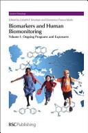 Biomarkers and Human Biomonitoring