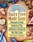 Dairy Free Made Easy Book