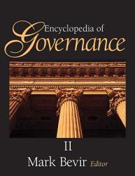 Encyclopedia of Governance PDF