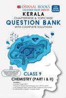 Oswaal Kerala SSLC Question Bank Class 9 Chemistry Chapterwise   Topicwise  For March 2020 Exam  PDF