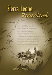 Sierra Leone Remembered