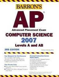 Barron S Ap Computer Science 2007 2008 Book PDF