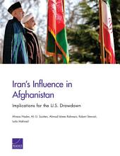 Iran   s Influence in Afghanistan PDF