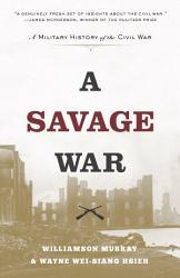 A Savage War Book PDF
