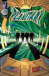 Planetary (1999-) #6