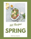 365 Spring Recipes PDF