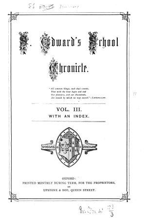s  award s school chronicle  PDF