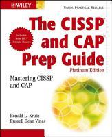 The CISSP   and CAP Prep Guide PDF