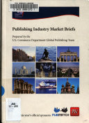 Download Publishing Industry Market Briefs Book