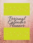 Personal Calendar Planner