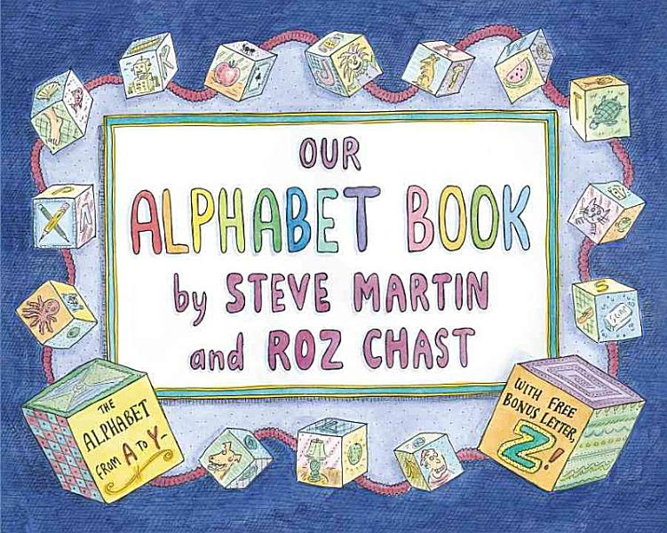Download The Alphabet from A to Y with Bonus Letter Z  Book