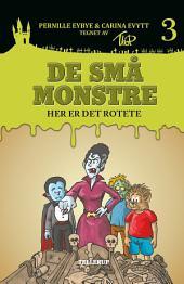 De små monstre #3: Her er det rotete