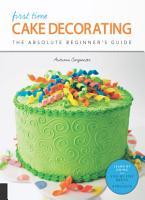 First Time Cake Decorating PDF