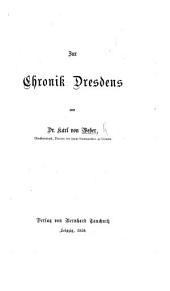 Zur Chronik Dresdens