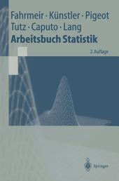 Arbeitsbuch Statistik: Ausgabe 2