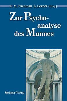 Zur Psychoanalyse des Mannes PDF