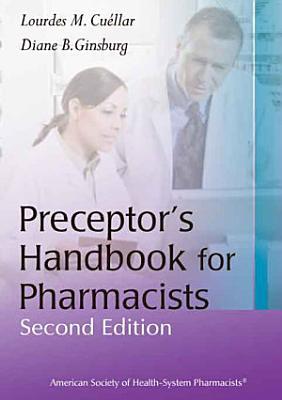 Preceptor s Handbook for Pharmacists