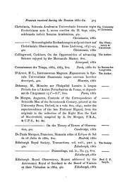 Monthly Notices of the Astronomical Society: 1861/62
