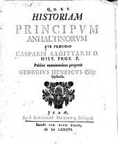 Historiam principum Anhaltinorum