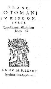 Quaestionum illustrium liber