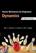 VECTOR MECHANICS FOR ENGINEERS  DYNAMICS  SI PDF