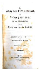Hinterlassene Werke über Krieg und Kriegführung: Bände 7-10
