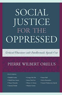 Social Justice for the Oppressed PDF