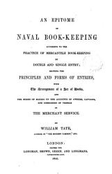 An Epitome Of Naval Book Keeping Book PDF