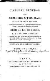 Tableau général de l'empire othoman,: Code religieux