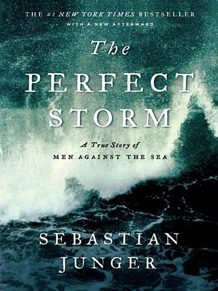 Download The Perfect Storm  A True Story of Men Against the Sea Book