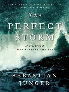 The Perfect Storm  A True Story of Men Against the Sea Book